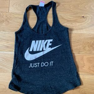 "Nike Vintage Style ""Just Do It"" Tank"